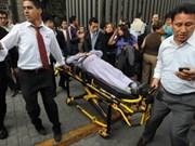 Envía Vietnam condolencias a México
