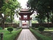 Van Mieu, símbolo de cultura milenaria