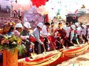Construyen otra sede del banco mixto Vietnam-Laos