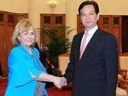 Profundizará Vietnam relaciones con Suecia