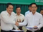 VNA fortalece cooperación informativa