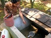 Vietnam y Hungría cooperan en agua potable