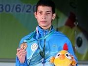Vietnam acaricia campeonato en festival deportivo regional