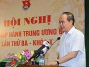 Vietnam busca desarrollo de recursos humanos capacitados