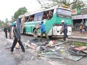 Vicepremier urge a fortalecer seguridad vial