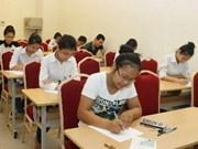 Segunda ronda de exámenes para ingreso universitario