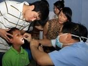 Hospital sudcoreano realiza actividad humanitaria en Vietnam