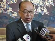 Tailandia confirma rol en conexión de ASEAN