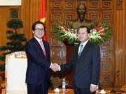 Destaca Vietnam relaciones con Japón