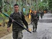 Filipinas logra acuerdo clave hacia paz con guerrilla musulmana