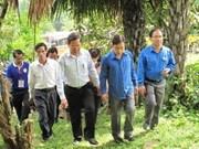 Encuentro juvenil de amistad Vietnam - Laos