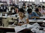 Restablece UE preferencias comerciales a Myanmar