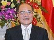Dirigente parlamentario inicia gira por Sudcorea y Myanmar
