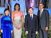 Vietnam y EE.UU. en condiciones de ampliar relaciones
