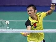 Badmintonista vietnamita jugará en club indio