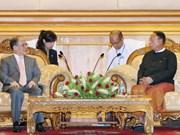 Vietnam y Myanmar estrechan cooperación legislativa
