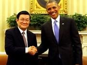 Declaración conjunta Vietnam – Estados Unidos