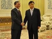 Vietnam y China fomentan intercambio teórico partidista