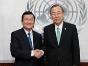 ONU saluda participación de Vietnam en misiones de paz