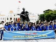 Culmina campamento veraniego Vietnam 2013