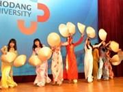 Intercambio cultural enriquece nexos Vietnam-Sudcorea