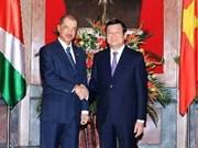 Vietnam y Seychelles firman acuerdos de cooperación