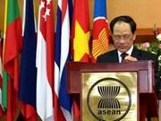 ASEAN se enfoca en conexión público-privada