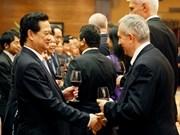 Premier ratifica voluntad vietnamita por amistad con pueblos
