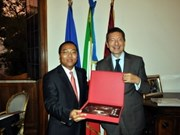 Vietnam e Italia intensifican cooperación