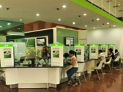Vietcombank desembolsa 19 mil millones de AOD de Japón