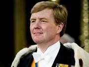 Rey holandés destaca perspectivas de nexos con Vietnam