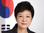 Presidenta sudcoreana destaca fomento de nexos con Vietnam