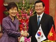 Vietnam y Sudcorea robustecen colaboración