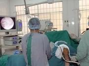 Inauguran centro de endoscopia digestiva en Hue