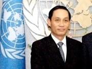 ONU destaca contribuciones de Vietnam a la paz mundial