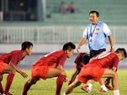 Equipo sub-23 vietnamita ante importantes pruebas internacionales