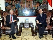Vietnam asegura apoyo a empresas suecas