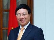 Relación Vietnam-Japón en vigoroso desarrollo, dijo canciller