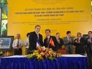 Lanzan sitio web bilingüe sobre relación Vietnam–Francia
