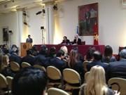 Conmemoran Vietnam y Argentina lazos diplomáticos