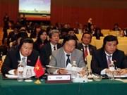Clausuran reunión de Unión Interparlamentaria de ASEAN