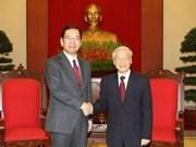 Felicitan avance político del partido comunista japonés