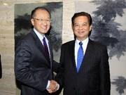 Vietnam y BM consolidan colaboración