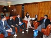 Vietnam y Sudáfrica intensifican cooperación judicial