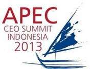 Reúnen altos funcionarios del APEC por cuestiones clave