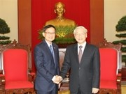 Vietnam y Tailandia impulsan cooperación partidista