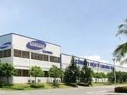 Samsung multiplicará su inversión en Vietnam