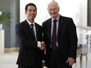 En buena marcha relaciones Vietnam-Canadá