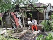 Tifón Wutip provoca pérdidas de 520 millones de dólares