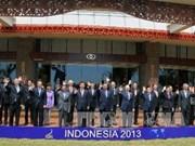 APEC determinado a consolidar posición